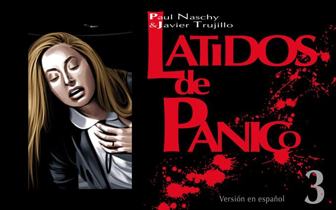 Latidos de pánico 3 - Paul Naschy - Javier Trujillo