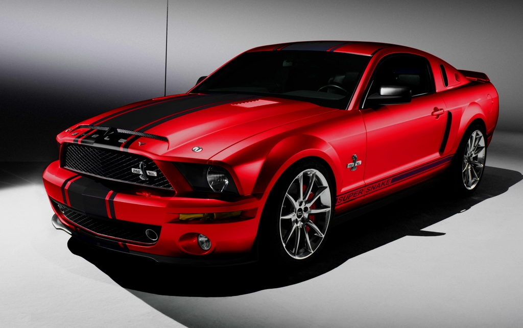 Sports Cars Ford Mustang Shelby Gt500 Super Snake 2011
