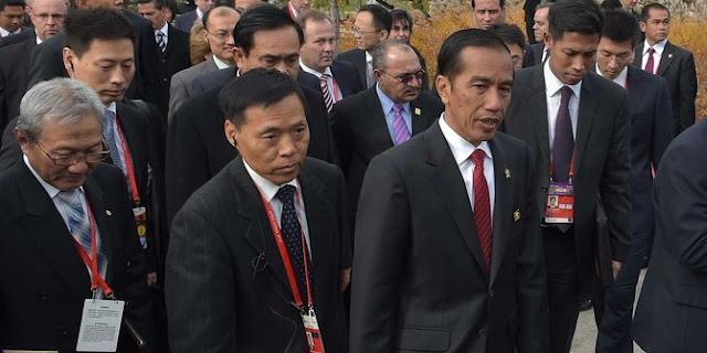 Jokowi ajak negara-negara di dunia bergabung perangi terorisme