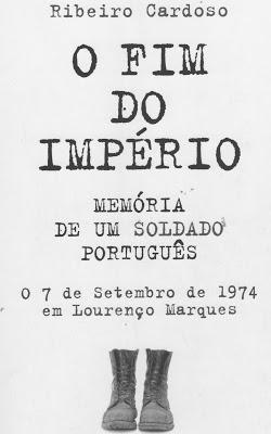 1.º Capitulo do livro de Ribeiro Cardoso