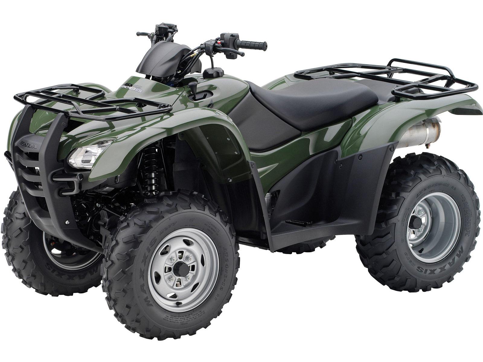 2011 Honda Fourtrax Rancher 4x4 Es Trx420fe