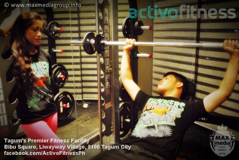 The Activo Experience (Workout Session Mastery) Activo Fitness Gym Tagum City - Davao Region Philippines