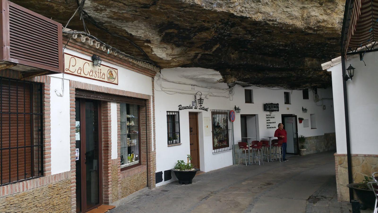 2016 Pueblos Blancos, Ronda y Sanlucar