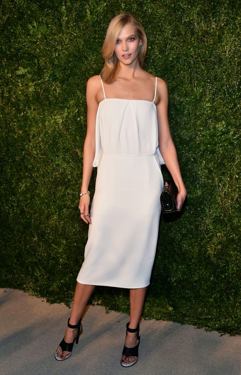 Karlie Kloss – 2014 CFDA/Vogue Fashion Fund Awards in New York City