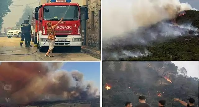 Η Ευρώπη στις φλόγες: Σε πύρινο κλοιό πέντε χώρες