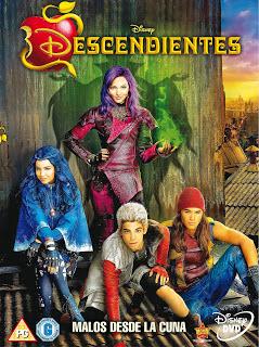 Descendientes (2015) Dvdrip Latino [Fantástico]