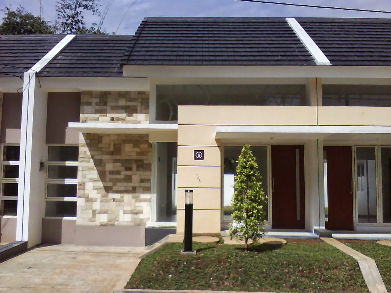 Rumah Minimalis Terbaru Di Era Ini Kumpulan Model Rumah Minimalis
