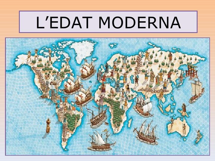 UNITAT - 11 - EDAT MODERNA