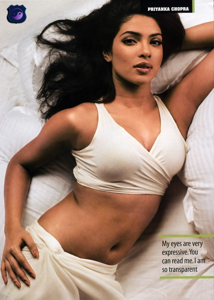 Priyanka Chopra Maim Magazine Pictures