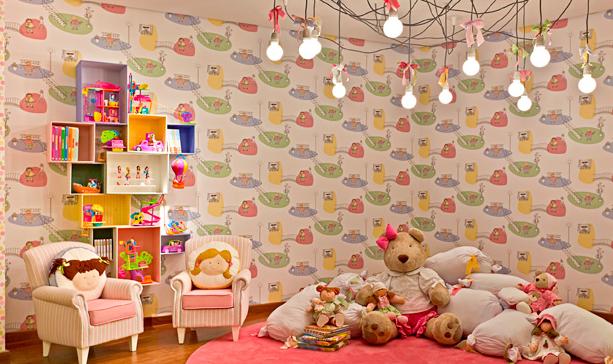 Dormitorio para Nina Quarto da Bagunça Casa Cor Sao Paulo