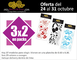 aviso del 24 al 31 octubre packs individuales