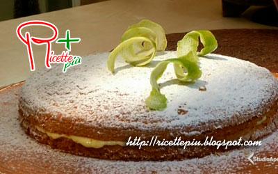 Torta Soffice con Crema di Limone di Cotto e Mangiato