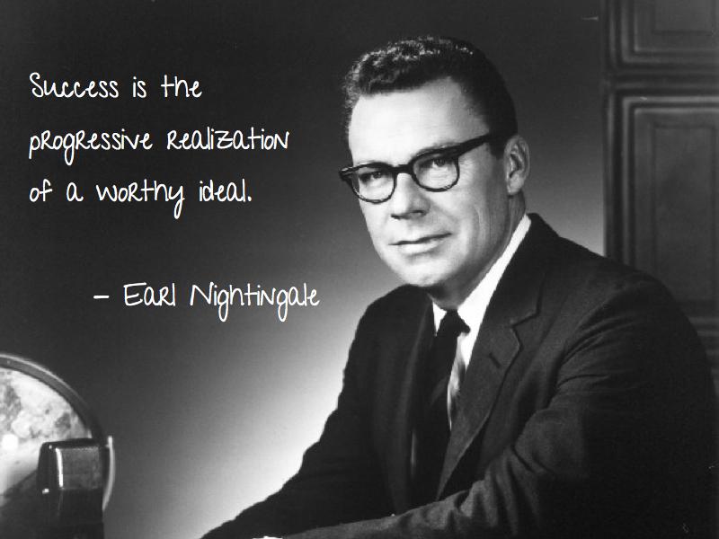 Strangest Secret Earl Nightingale Quotes. QuotesGram