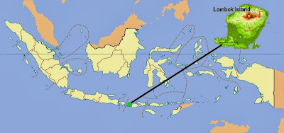 lokasi pulau lombok, tempat wisata di lombok, sejarah pulau lombok, sejarah suku sasak, asal usul nama lombok dan sasak