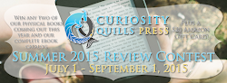 Curiosity Quills Review Contest