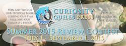 Curiosity Quills Review Contest