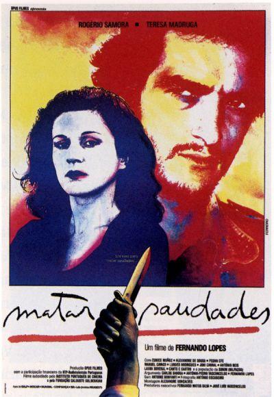 FILME MATAR SAÚDADE                   RODADO EM SONIM (1987)