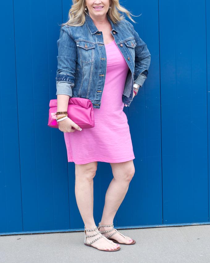 sam-edelman-sandals-pink-dress