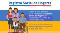 Registro Social Hogares