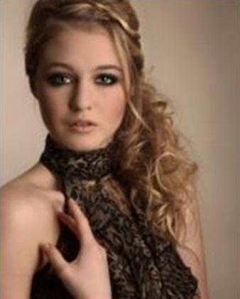Trucos Mujer Peinados De Fiesta Para Tu Pelo Largo Tenido