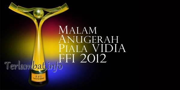 Piala Vidia FFI 2012