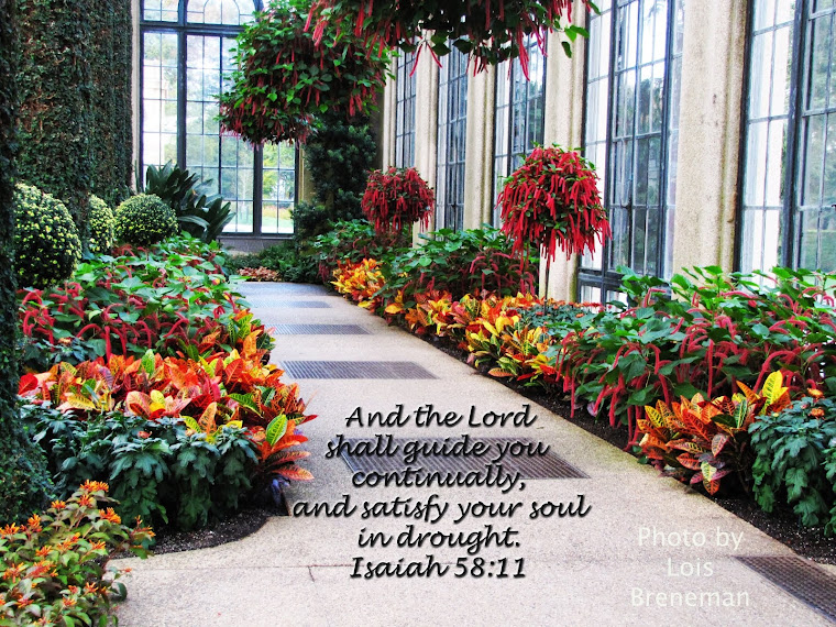 Garden Path - Isaiah 58:11