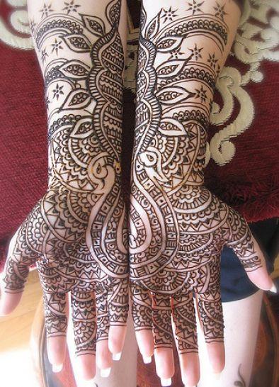 Bridal Henna Design  Henna Design