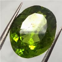 Batu Permata Green Peridot Jumbo