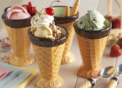 banyak sekali peluang perjuangan yang sanggup anda jadikan perjuangan sampingan anda dirumah Tips sukses bisnis jual es krim menjanjikan