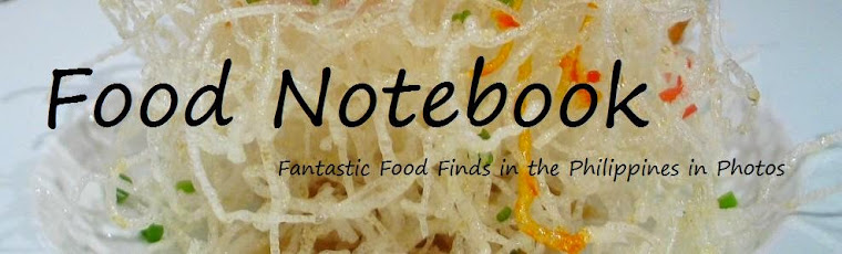 Food Notebook