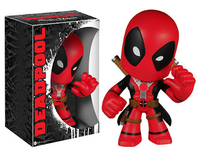 Deadpool Super Deluxe Marvel Vinyl Figure by Funko