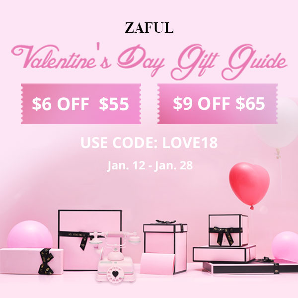 Zaful / Valentine's Day