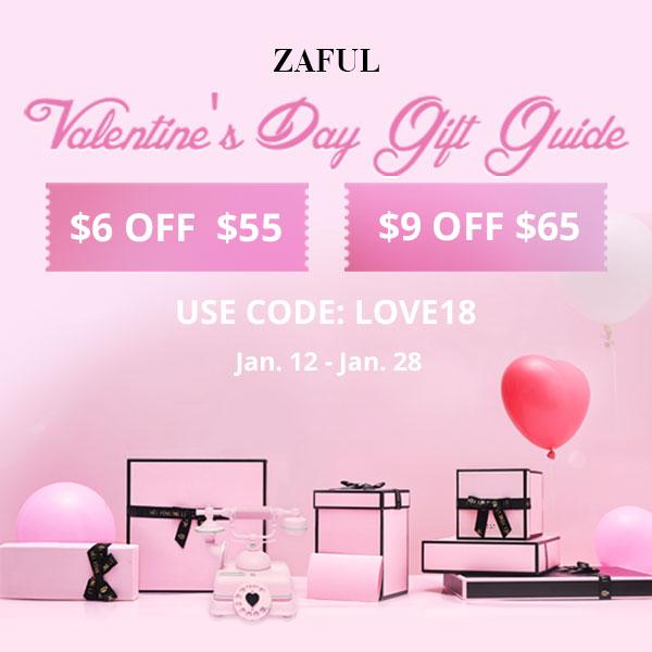 Zaful / Valentine's Day