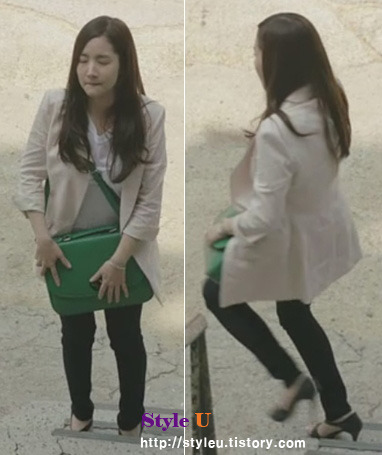 Park Min Young City Hunter Outfits