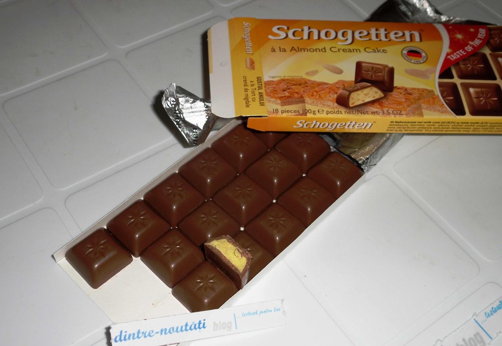 Schogetten à la Bienenstich
