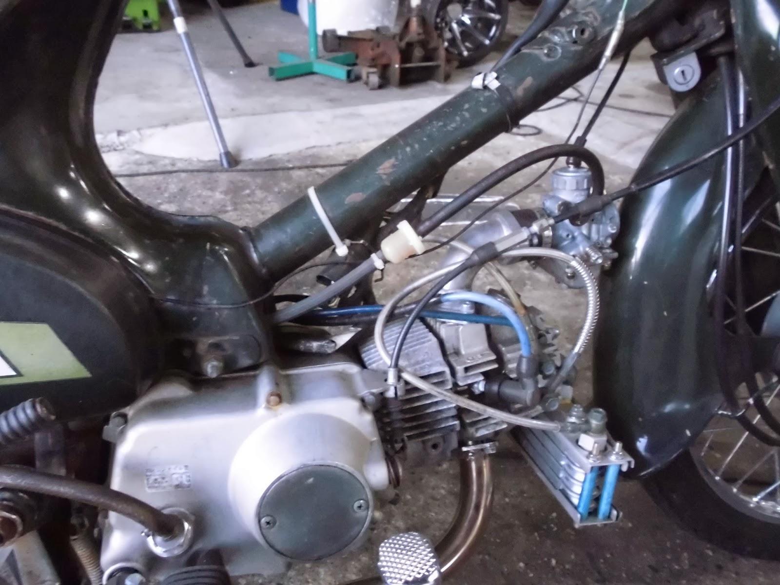 4mini燃料ポンプ