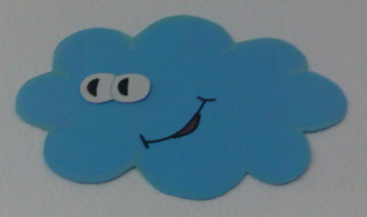 Moldes De Nubes En Foami Imagui | apexwallpapers.com