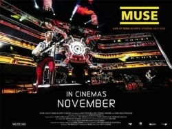 Muse Live At Rome Olympic Stadium CD y DVD 2013