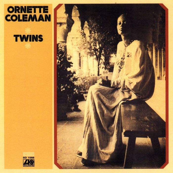 Ornette Coleman : Free Jazz (1961) Cover