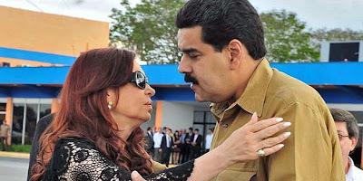 CFK Y MADURO