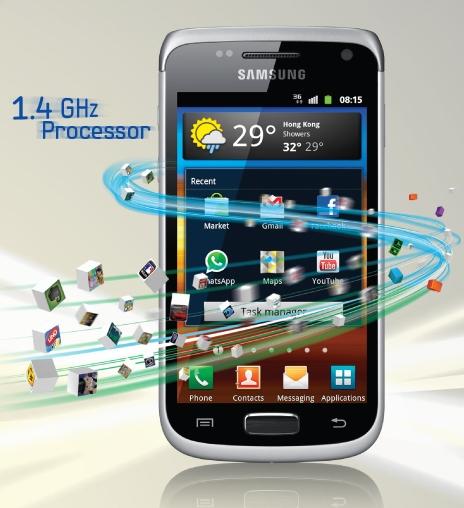 Samsung Galaxy W Vs Blackberry Curve 9360