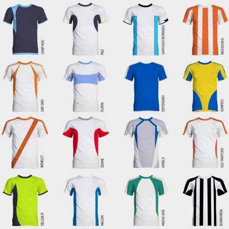 Camisetas de Fútbol - Soccer Store