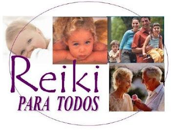 ¡Reiki para Todos!