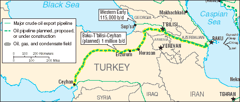 The Map Above Shows One Of The Main Reasons For Us And Europe To Be Concerned About Conflicts In The Region Syria Taking Pot Shots At Turkey Could
