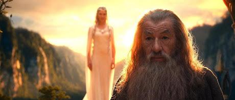 El Hobbit: Un viaje inesperado. Nuevo trailer a las 15:00 (Gandalf - Galadriel)