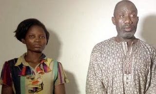 Father Connived With Girlfriend To Kidnap Own Son To Extort Church