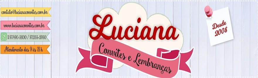 Luciana Lembrancinhas Chá de Bebê