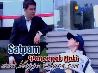 Satpam Pencopet Hati FTV