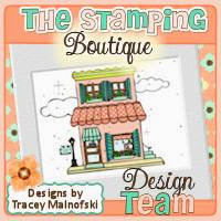 I design for The Stamping Boutique.