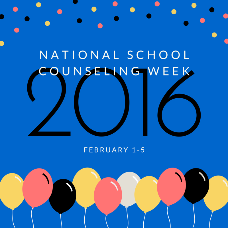 Recipe for a Great National School Counselor Week!